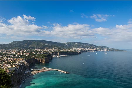 To visit in Sorrento