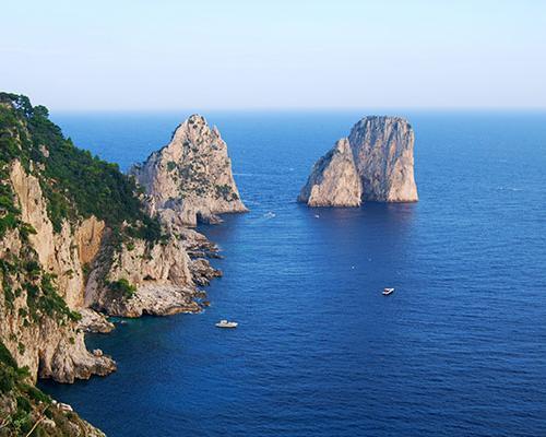 Capri Faraglioni