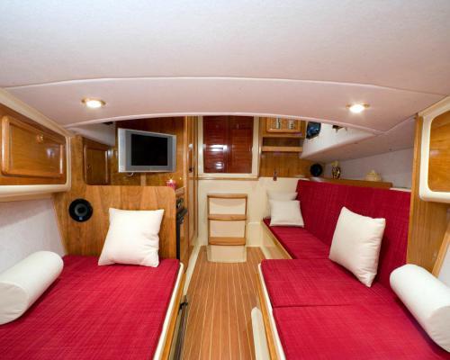 interni barca escursioni