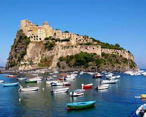 Ischia - Castello Aragonese