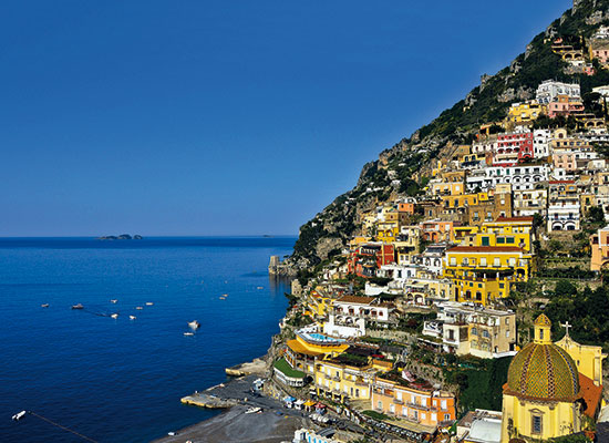 Positano e Amalfi boat excursion